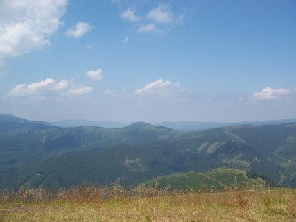 FOTKA - Pohled z horní nádrže 1