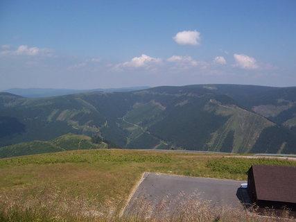 FOTKA - Pohled z horní nádrže 3