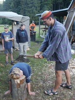 FOTKA - 4 Vodácký tábor, Slovensko 2009