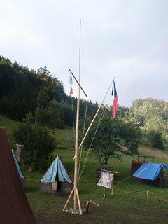 FOTKA - 8 Vodácký tábor, Slovensko 2009