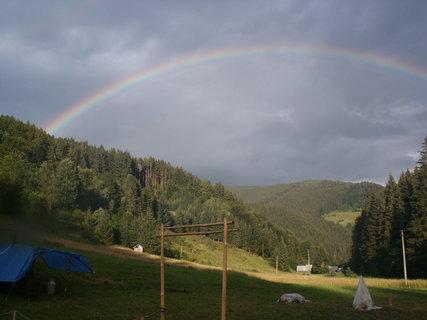 FOTKA - 10 Vodácký tábor, Slovensko 2009