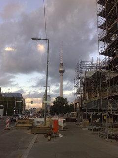 FOTKA - Televizní věž v Berlíně 02