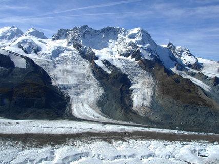 FOTKA - Splazy alpských ledovců