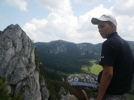 FOTKA - Vodácký tábor na Slovensku