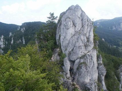 FOTKA - Vodácký tábor na Slovensku 1