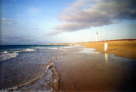 FOTKA - Maják na pláži Jandia