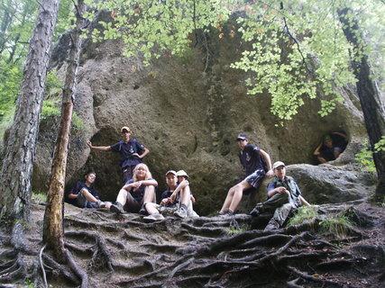 FOTKA - Slovensko 2009, vodácký tábor 88