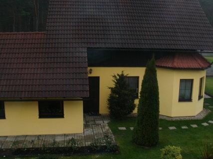 FOTKA - výhled na sousední penzion