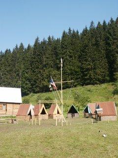 FOTKA - Na vodáckém táboře na Slovensku