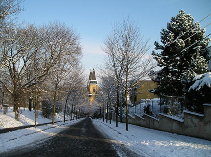 FOTKA - Cesta ke kostelu