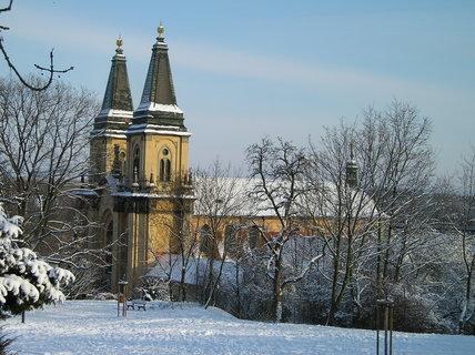 FOTKA - Zimní pohled