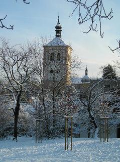 FOTKA - Zvonice a  věž hlásky