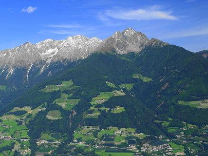 FOTKA - Léto v Ötztalských Alpách