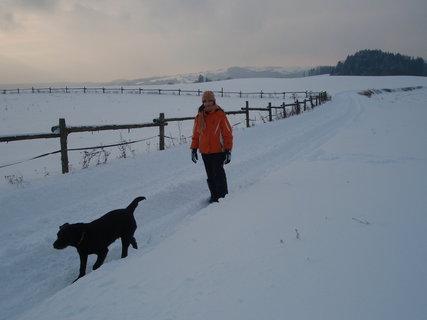 FOTKA - Zimní procházka