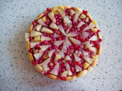 FOTKA - dortík ovocný
