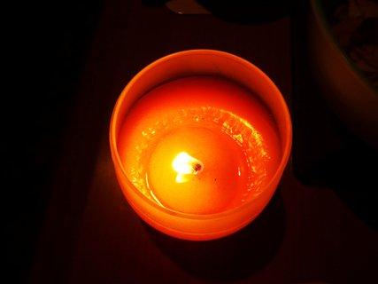 FOTKA - svíčka 1