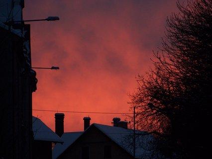 FOTKA - Opět červené nebe 2