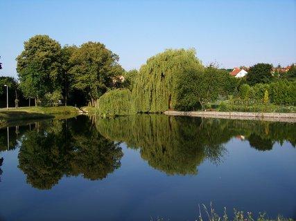 FOTKA - vzpomínky na léto, rybník.,,,