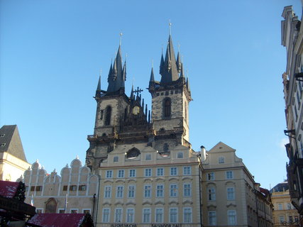 FOTKA - Praha prosinec 2010