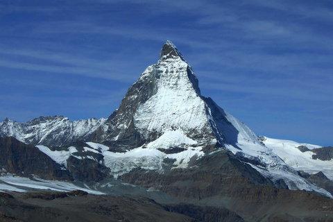 FOTKA - Matterhorn zblízka