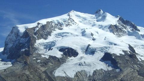 FOTKA - Pod vrcholy Monte Rosy