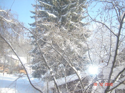 FOTKA - zima-výhled z okna2