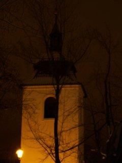 FOTKA - věž kostela Sv. Pankráce