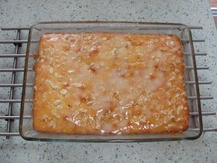 FOTKA - a s polevou  (v receptech naleznete pod : Výborný citronový koláč)