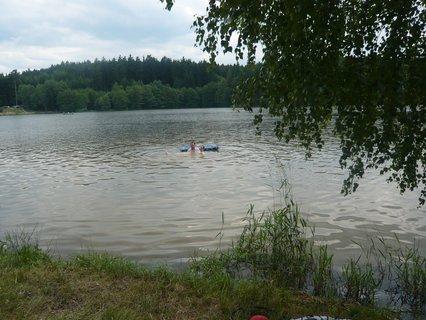 FOTKA - rybník Domanínský,,