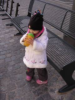 FOTKA - Žíznivá Adélka