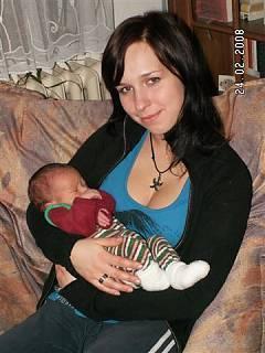 FOTKA - Adámek s tetičkou