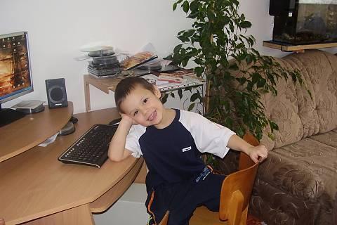 FOTKA - Kris u PC