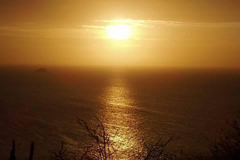 FOTKA - Venezuela-západ slunce.