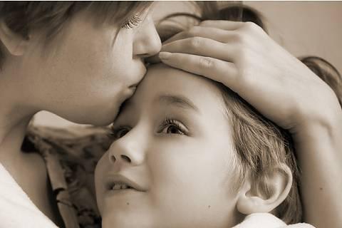 FOTKA - maminka se synem