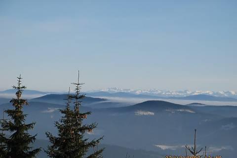 FOTKA - na vrcholu Lysá Hora ♥