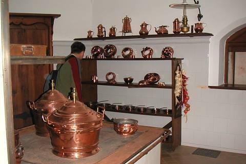 FOTKA - Kuchyně na Bouzově