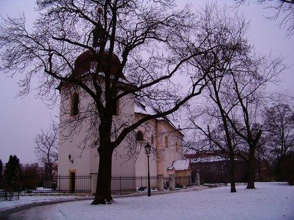 FOTKA - kostel na Pankráci....