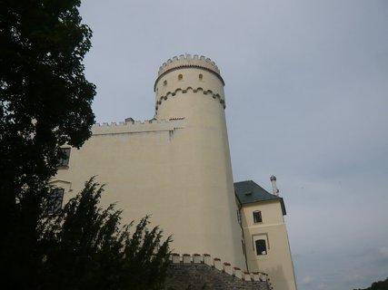 FOTKA - - ze zámku Orlík......
