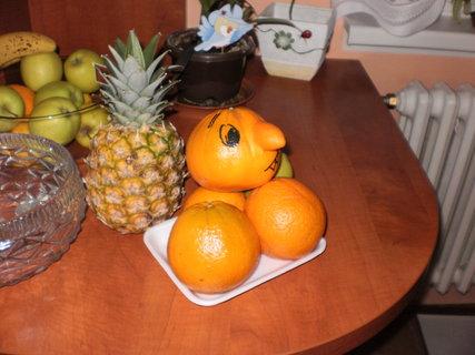 FOTKA - nový druh nosatého ovoce