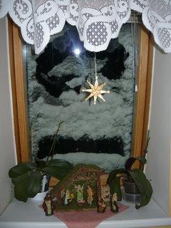 FOTKA - vánoční okno 1