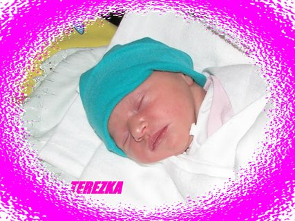 FOTKA - Terezka ,naše