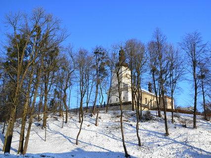 FOTKA - Kostel v Bruzovicích