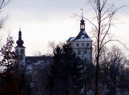 FOTKA - Zámek pohled od Labe