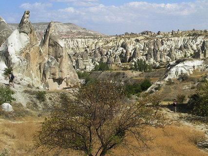 FOTKA - Podzim v tureckém vnitzrozemí