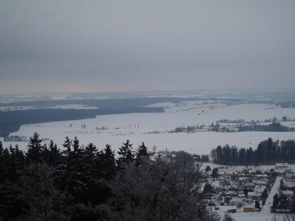 FOTKA - výhled z hradu 2