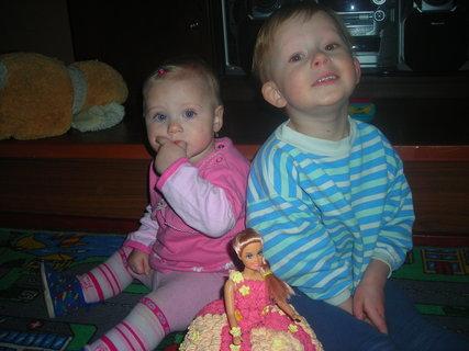 FOTKA - moje dětičky