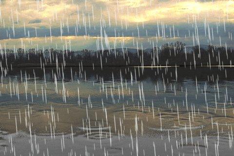 FOTKA - déšť