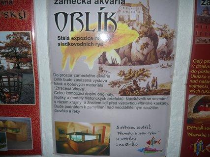 FOTKA - zámecké akvária.
