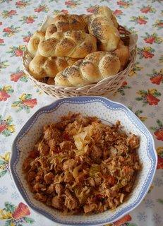 FOTKA - v receptech najdete pod Pirátský salát se sojovým masem