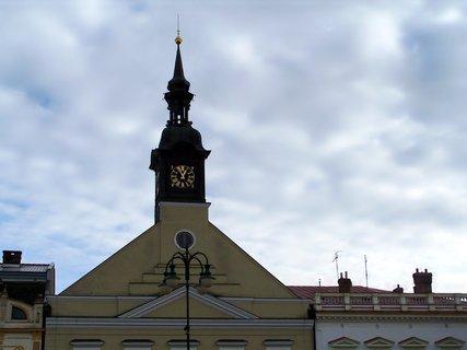 FOTKA - Budova staré radnice, dnes slouží jako městská galerie